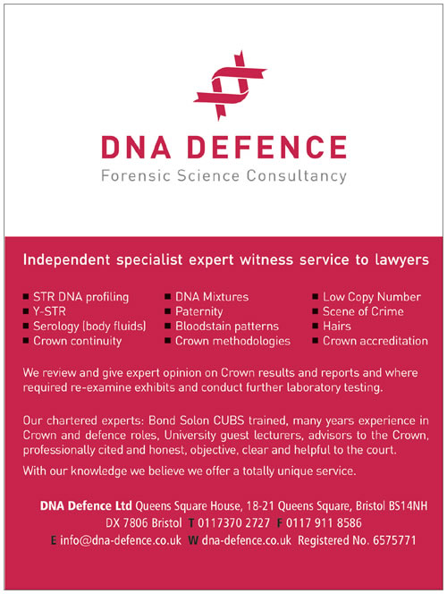 DNADEFENCE2015